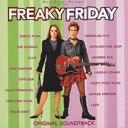 Freaky Friday Soundtrack